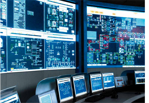 أنظمة إكتساب البيانات و أجهزة التحكم والتحليل المنطقي