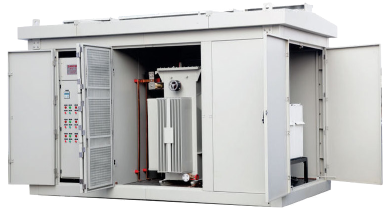 Package Substations & Unit Substations